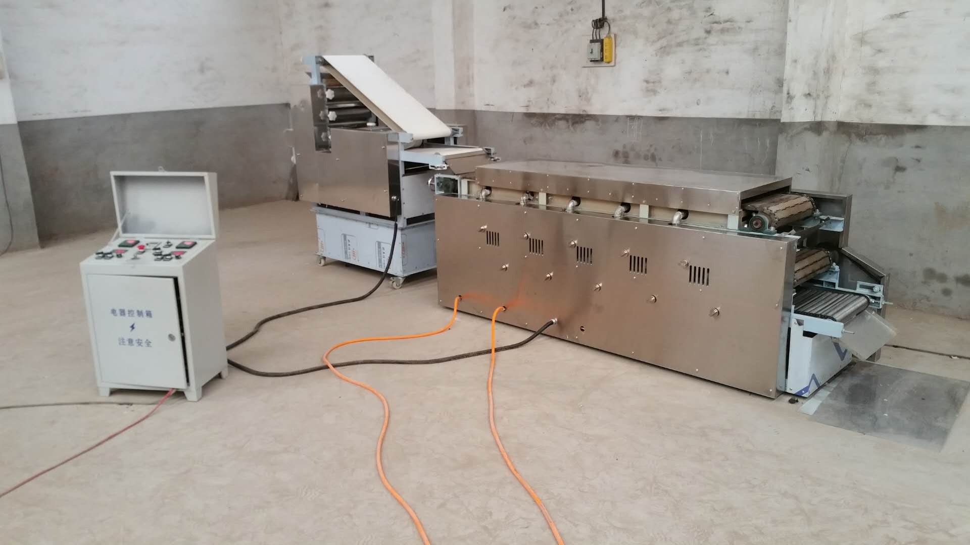 Hebei Beautkey Machinery Manufacturing Coltd Wiring Arabic Rati Bread Making Machinearabic Chapati Machine